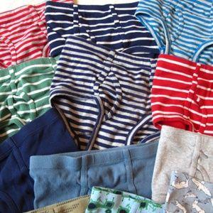 Hanna Andersson Accessories - Hanna Andersson boys unders 120 130 Medium 14 pair